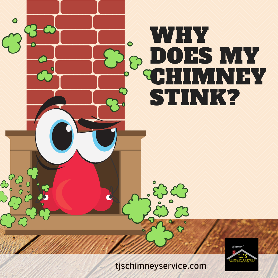 Stinky Chimney Graphic