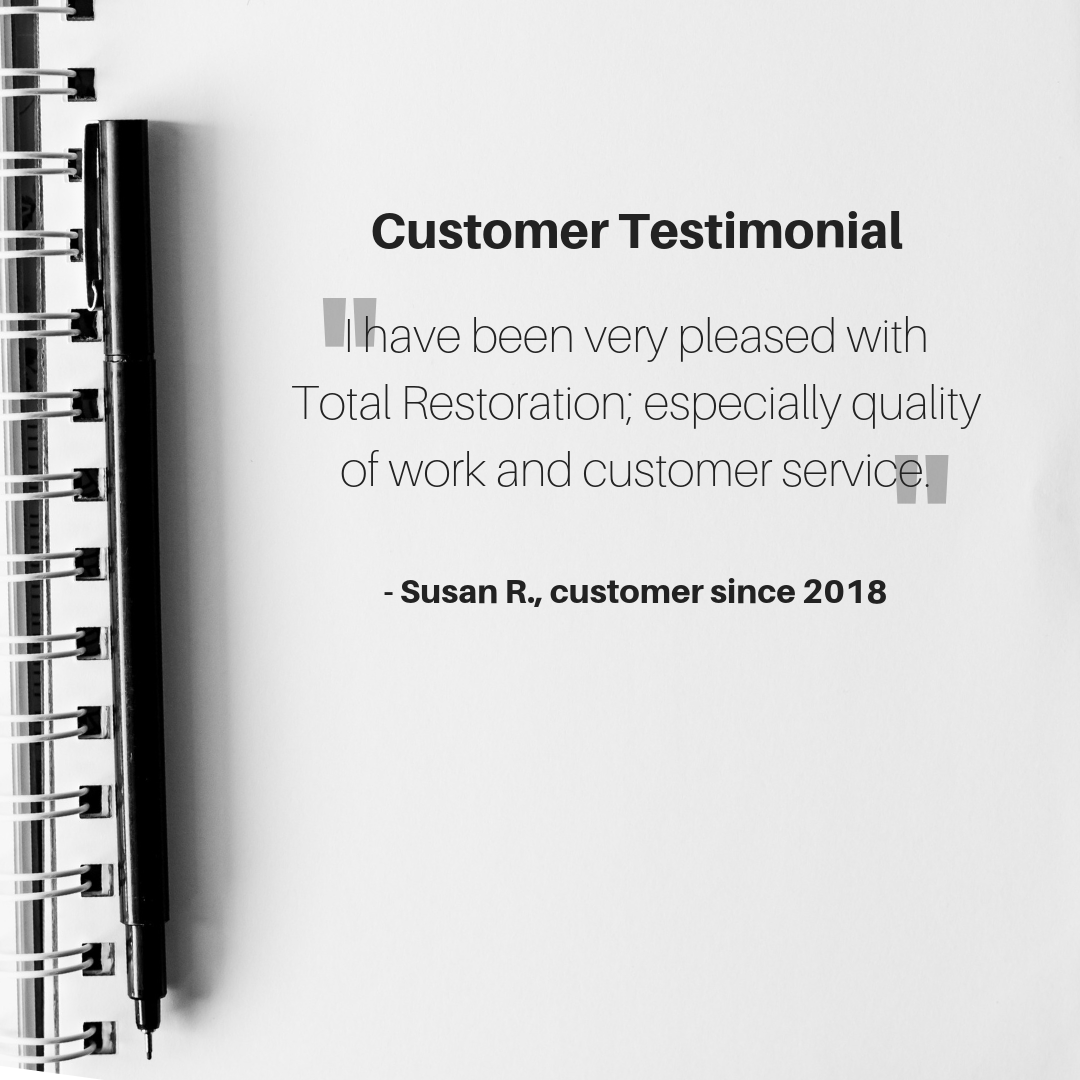 Customer Testimonial Graphic