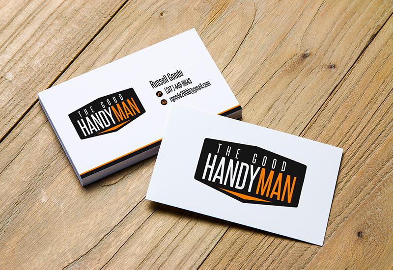 Handyman Mockup
